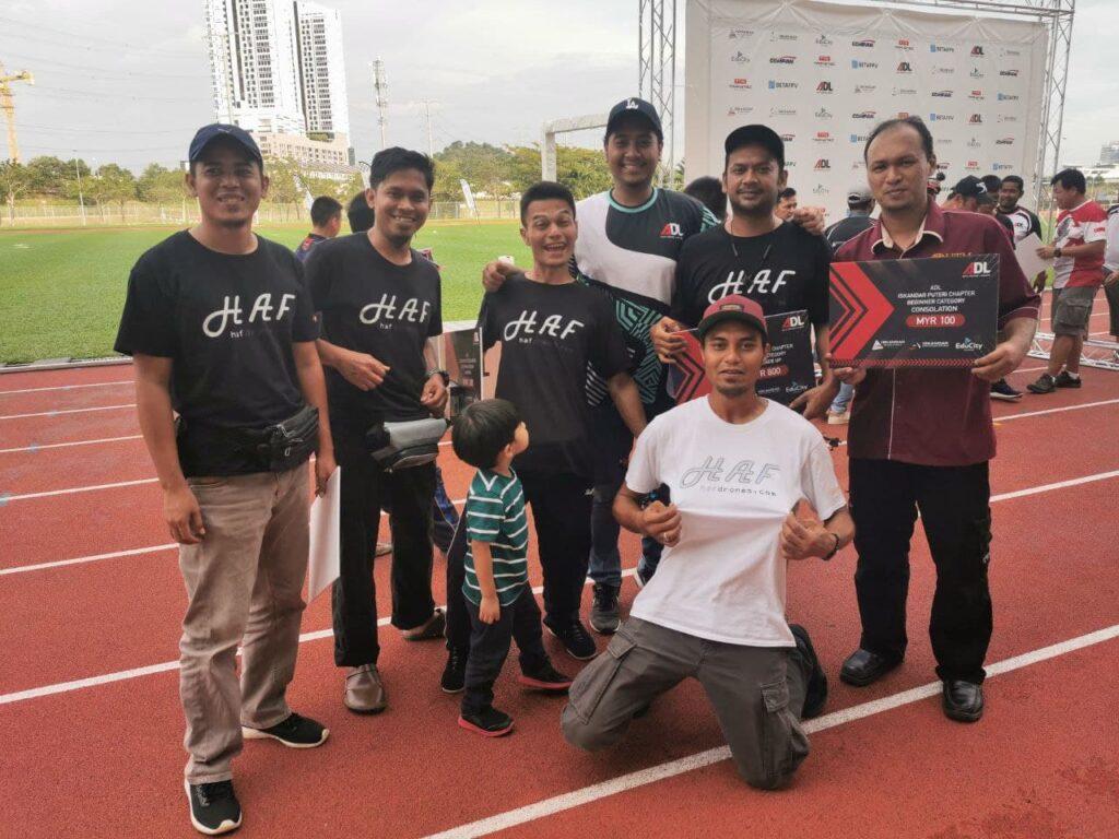 haf drone team malaysia